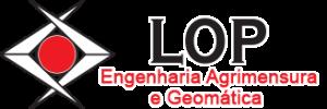 Logo LOP Engenharia